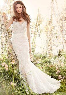 Jim Hjelm 8414 Mermaid Wedding Dress