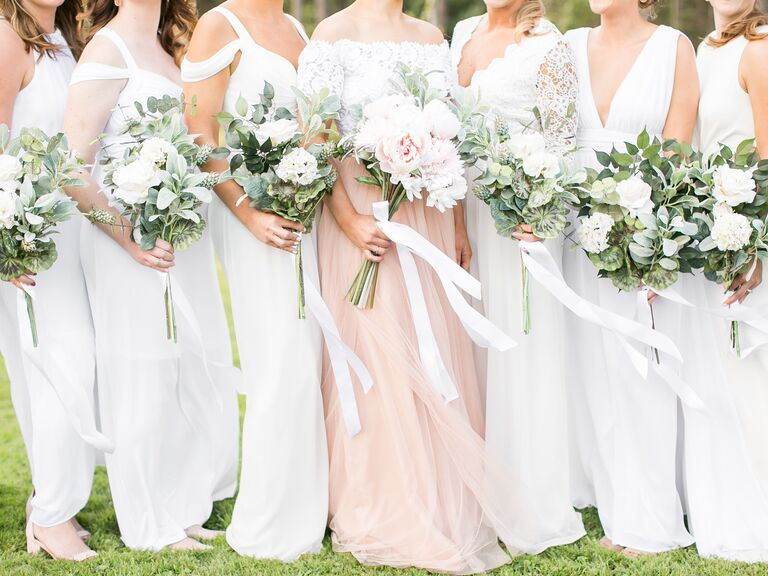 Wearing White To A Wedding 101 Whether You Re The Bride Or A Guest