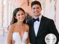 Caila Quinn husband Nick Burrello wedding