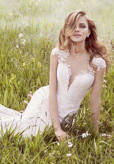 Jim Hjelm 8662 A-Line Wedding Dress