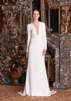 Monique Lhuillier Caroline Sheath Wedding Dress