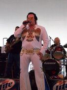 Springfield, IL Elvis Impersonator | Elvis Himselvis W Or W/o Dtcb Band