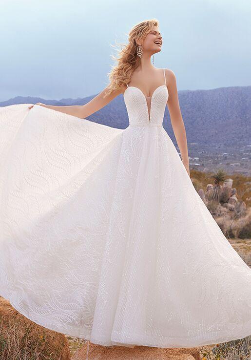 Morilee By Madeline Gardner Rihanna 2095 Wedding Dress The Knot