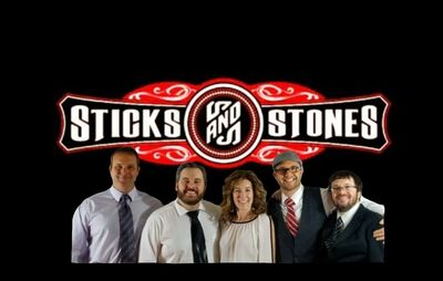 Sticks And Stones Band