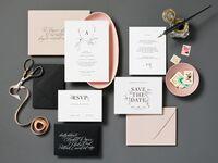 Anatomy of wedding suite