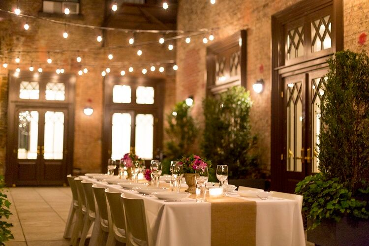 Wedding reception venues in new york the knot the redbury new york junglespirit Choice Image