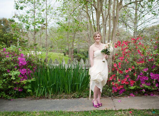 Vermilionville lafayette wedding