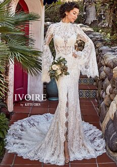 IVOIRE by KITTY CHEN MEADOW, V1905 Mermaid Wedding Dress