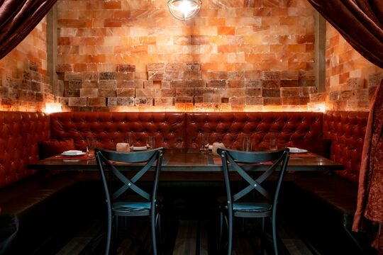 David Burke Tavern - Pink Salt Room - Private Room - New York City, NY