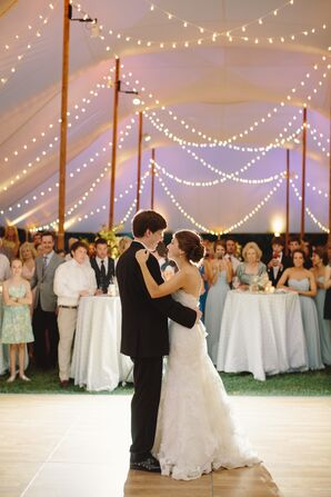 Page and Blake's Elvis Presley First Dance