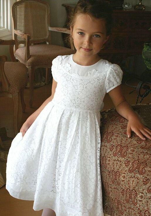 5f00fe58b36 Isabel Garretón Gala - Girl Flower Girl Dress - The Knot