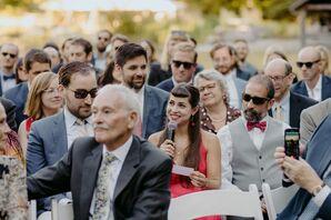 Guest Speech at Wedding Ceremony