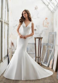 Morilee by Madeline Gardner/Blu 5506 A-Line Wedding Dress