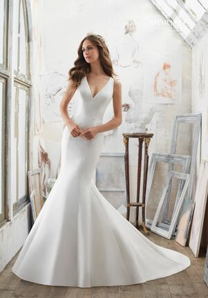 Morilee by Madeline Gardner/Blu 5506 A-Line Wedding Dress