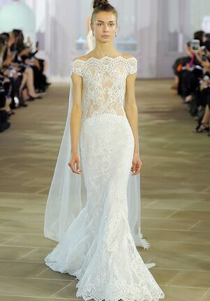 Ines Di Santo Giselle Sheath Wedding Dress