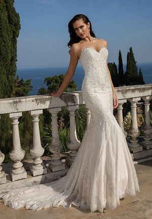 Justin Alexander 88101 Mermaid Wedding Dress