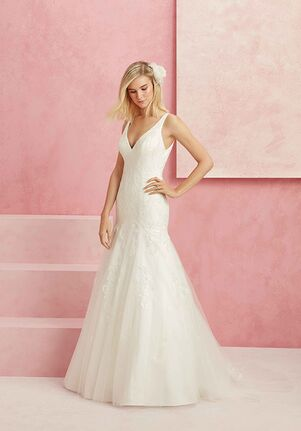 Beloved by Casablanca Bridal BL223 Ardency Mermaid Wedding Dress