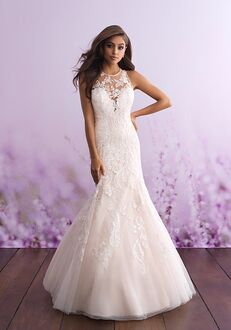 Allure Romance 3113 Mermaid Wedding Dress
