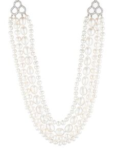 Carolee Jewelry CLN00840S130 Wedding Necklace photo