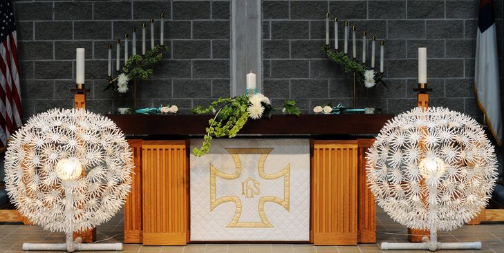 Lutheran Church Ceremony Altar
