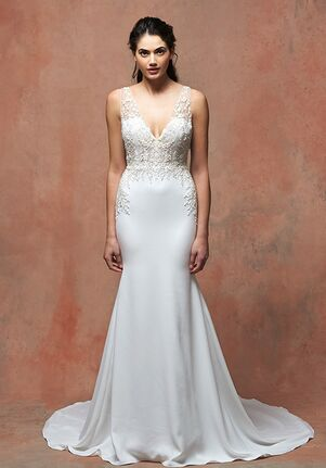 Enaura Bridal Couture EF709 - Mae Sheath Wedding Dress