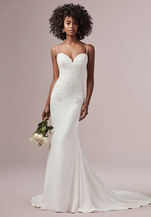 Rebecca Ingram DESTINY Sheath Wedding Dress