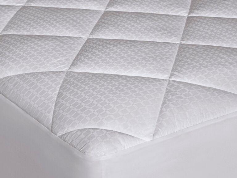 Dream Solutions allergen barrier mattress pad from Sears