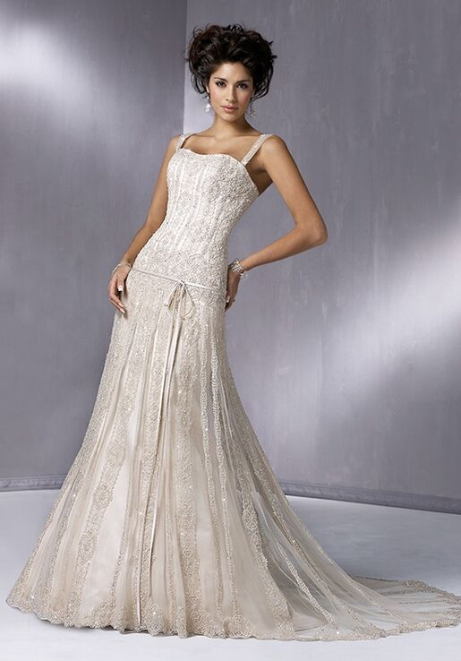 Maggie Sottero Gatsby Wedding Dress - The Knot