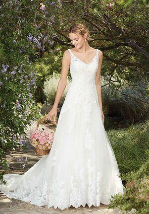 Casablanca Bridal Style 2269 Plumeria A-Line Wedding Dress