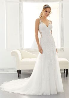 Morilee by Madeline Gardner/Blu Asya A-Line Wedding Dress