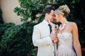 Romantic Shot, Raquel and Nick