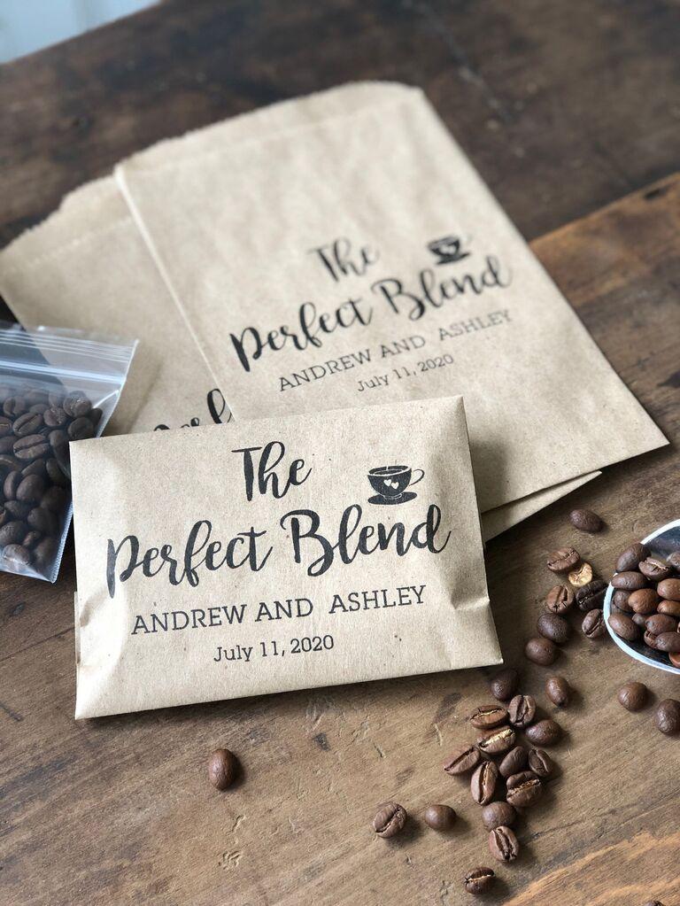 Le mariage écologique favorise le café équitable