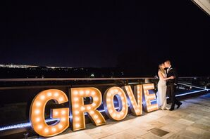 Personalized Marquee Lighting