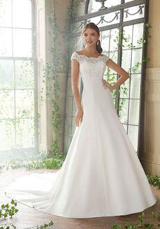 Morilee by Madeline Gardner/Blu Phyllis A-Line Wedding Dress
