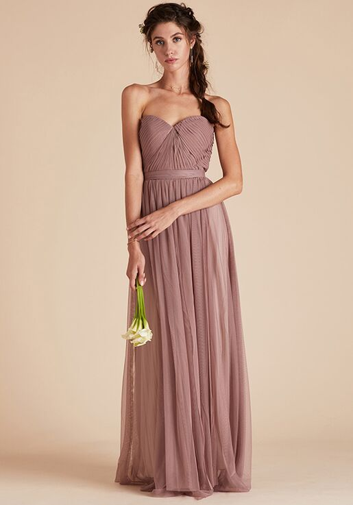 how to choose unparalleled high quality materials Christina Convertible Dress in Sandy Mauve