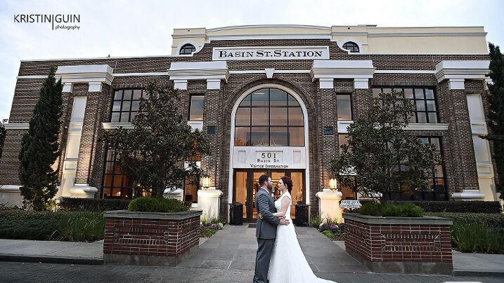 The Rooftop Basin Reception Venues New Orleans