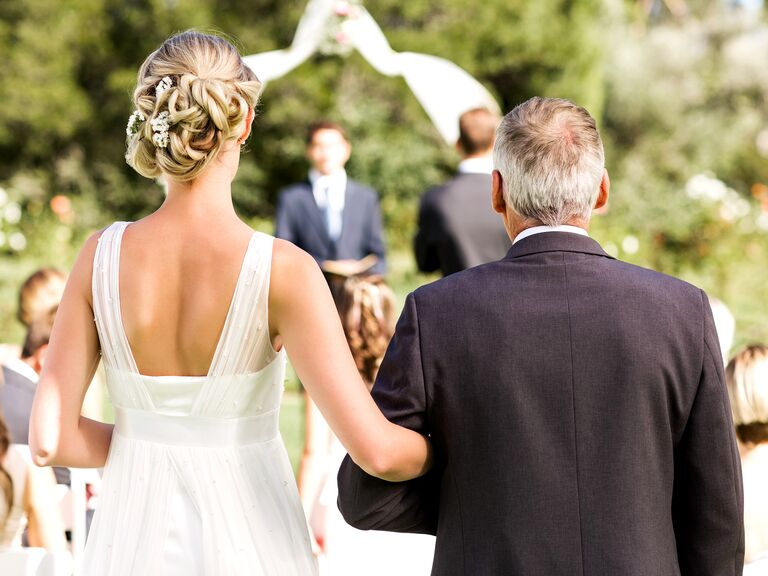 Do The Bride S Parents Still Pay For Most Of The Wedding Budget