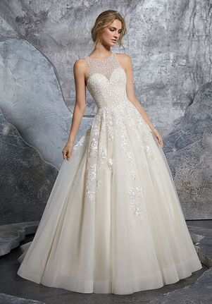 Morilee by Madeline Gardner Kiara/ 8215 Ball Gown Wedding Dress