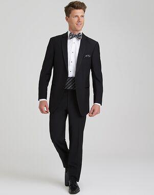 Allure Men Black Black Tuxedo