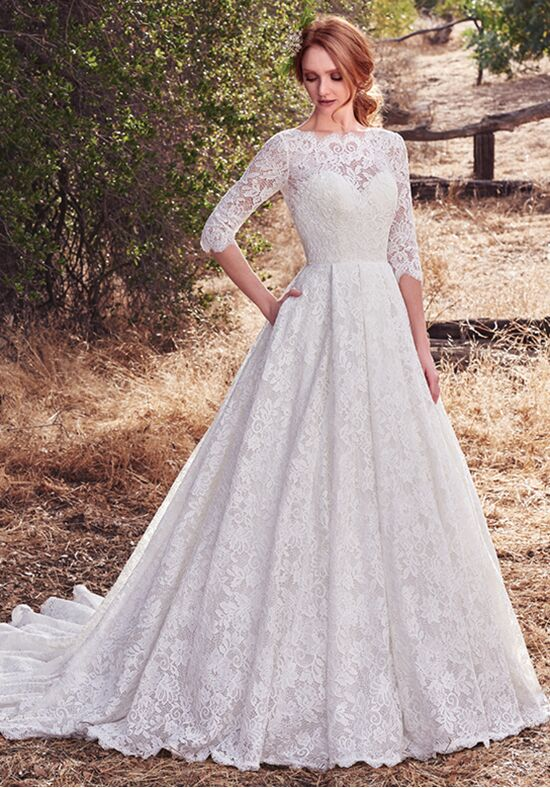 Maggie Sottero Cordelia Wedding Dress - The Knot