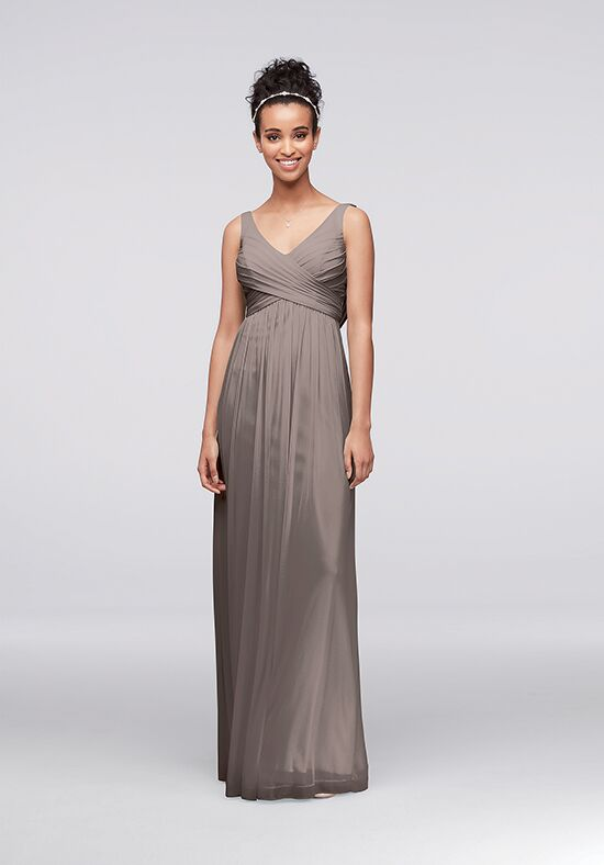 David S Bridal Collection Style F15933 Bridesmaid Dress The Knot