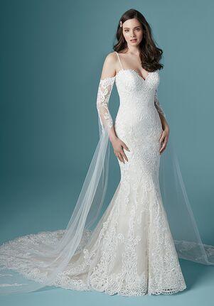 Maggie Sottero CASSANDRA Sheath Wedding Dress