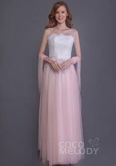 CocoMelody Bridesmaid Dresses PR3506 Sweetheart Bridesmaid Dress
