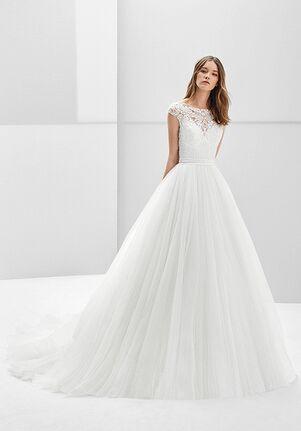 a43a30c7 Alma Novia RIZO Ball Gown Wedding Dress