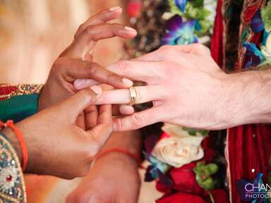 Hindu Parents Tossed the Rulebook and Threw Their Son a Lavish Same-Sex Wedding