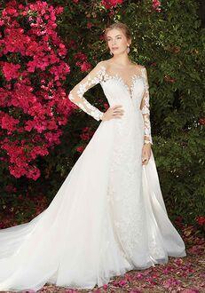 Casablanca Bridal 2270 Wisteria A-Line Wedding Dress