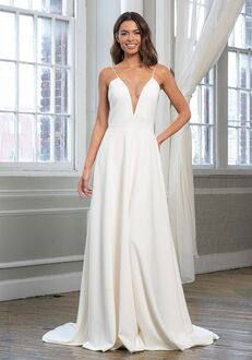 THEIA 890671 A-Line Wedding Dress