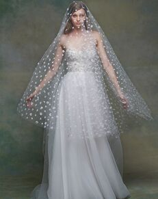 Blossom Veils & Accessories BV1558 Ivory Veil