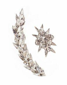 MEG Jewelry Rock N Roll ear cuff Wedding Earring photo