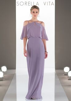 522db269bd4 Sorella Vita 9070 Off the Shoulder Bridesmaid Dress